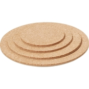 Bond 8 in. Cork Plant Saucer