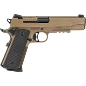 Sig Sauer 1911 Emperor Scorpion 45 ACP 5 in. Barrel 8 Rds Pistol Flat Dark Earth