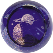 Glass Eye Studio Celestial Planet Saturn
