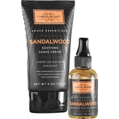 Caswell-Massey Sandalwood Shave Essentials Shave Cream