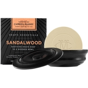 Caswell-Massey Sandalwood Shave Essentials Shave Soap