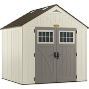 Suncast Tremont 8x7 Storage Shed