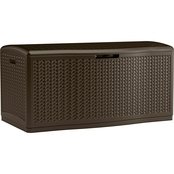Suncast Herringbone Extra Large Deck Box