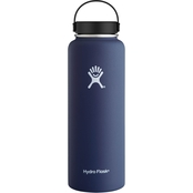 Hydro Flask 40 oz. Wide Mouth Bottle, Cobalt