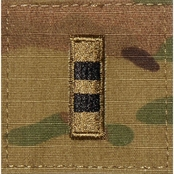 Army Rank Officer Chief Warrant Officer CW2 Velcro (OCP)