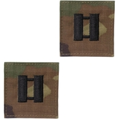 Army Captain Rank O-3 Tab Velcro (OCP)