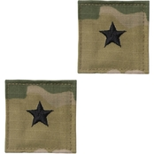 Army Brigadier General Rank O-7 Tab Velcro (OCP)