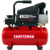 Craftsman 3 Gallon Oil Lubricated Air Compressor