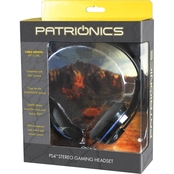 Patrionics PS4 Stereo Chat Headset