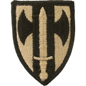 Army Unit Patch 18th Military Police Brigade (OCP)