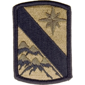 Army Unit Patch 43rd Sustainment Brigade (OCP)