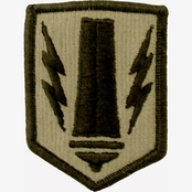 Army Unit Patch 41st Fires Brigade (OCP)