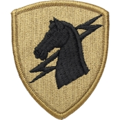 Army Unit Patch 1st Special Operations Subdued Velcro (OCP), 2 pk.