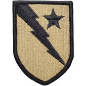 Army Unit Patch 136th Medical Subdued Velcro (OCP), 2 pk.