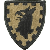 Army Unit Patch 15th Military Police Brigade (OCP)