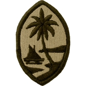 Army Unit Patch GUAM National Guard (OCP)