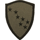 Army Unit Patch Alaska State National Guard (OCP)