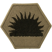 Army Unit Patch California State National Guard (OCP)