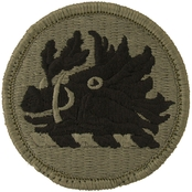 Army Unit Patch Georgia State National Guard (OCP)