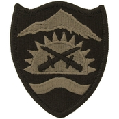 Army Unit Patch Oregon State National Guard (OCP)