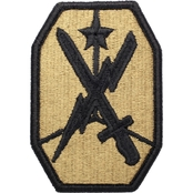Army Patch Maneuver Center Excellence Subdued Velcro (OCP)