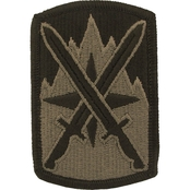 Army Unit Patch 10th Sustainment Brigade (OCP)