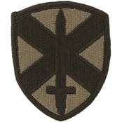 Army Unit Patch 10th Personnel Command (OCP)
