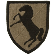 Army Unit Patch 11th Armored Cavalry Regiment (OCP)