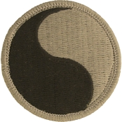Army Unit Patch 29th Infantry Division (OCP)