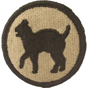 Army Unit Patch 81st Reserve Support Command (OCP)