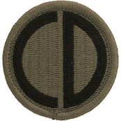 Army Unit Patch 85th USAR Support Command (OCP)
