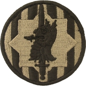 Army Unit Patch 89th Military Police Brigade (OCP)