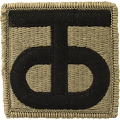 Army Unit Patch 90th Sustainment Brigade (OCP)