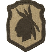 Army Unit Patch 98th Division (Training) (OCP)
