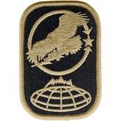 Army Unit Patch 100th Missile Defense Brigade (OCP)