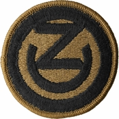 Army Unit Patch 102nd Infantry Division (OCP)