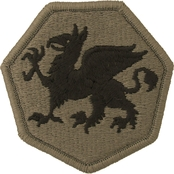 Army Unit Patch 108th Training Command (OCP)