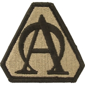 Army Unit Patch Acquisition Support Center (OCP)