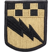 Army Patch 525th Military Intelligence Badge Subdued Velcro (OCP)