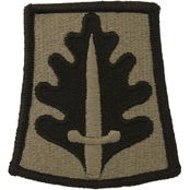 Army Unit Patch 333rd Military Police Brigade (OCP)