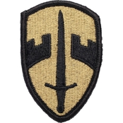 Army Patch Vietnam Military Assistance Command Subdued Velcro (OCP)