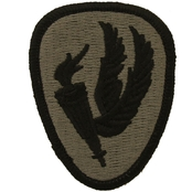 Army Unit Patch Aviation Center and School (OCP)