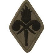 Army Unit Patch Chemical School (OCP)