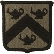 Army Unit Patch Command and General Staff College and Combined Arms Center (OCP)