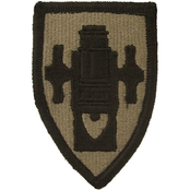 Army Unit Patch Field Artillery Center and School (OCP)