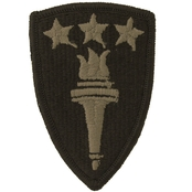 Army Unit Patch Army War College (OCP)