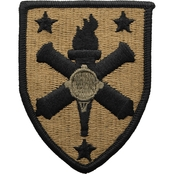 Army Unit Patch Warrant Officer Career Center (OCP)