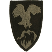 Army Unit Patch Combined Forces Command - Afghanistan (OCP)