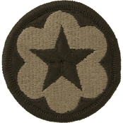 Army Unit Patch Department of the Army Staff Support (OCP)