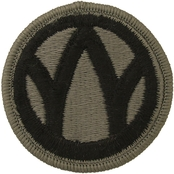 Army Unit Patch 89th Sustainment Brigade (OCP)